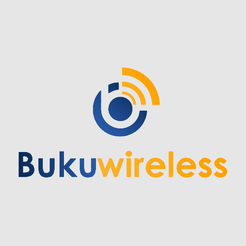 Mid-Frame Housing For Samsung Galaxy Note 3 Black